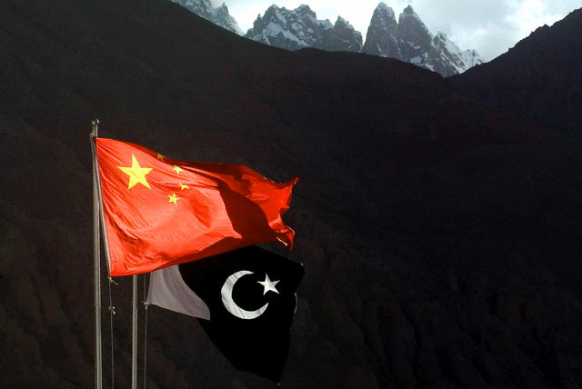 China and Pakistan Share the World's Remotest Border