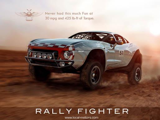 local motors rally fighter. Black Bedroom Furniture Sets. Home Design Ideas