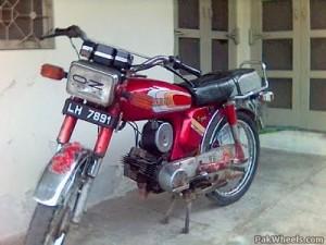 Yamaha100