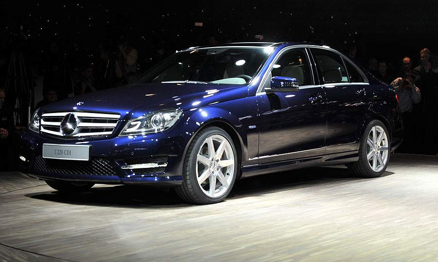 Every Mercedes Benz C-class model will be a hybrid ...