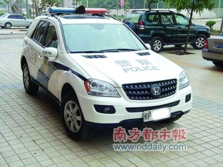 benz-police-crv-honda-china-1-458x343