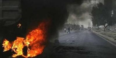 karachi violence april 2009