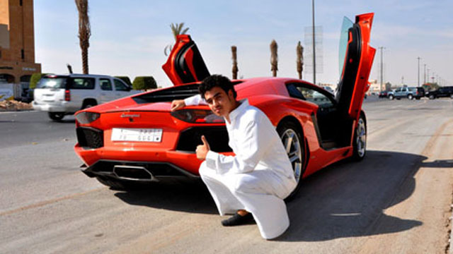 22 Years Old Becomes The First To Have A Lamborghini Aventador In