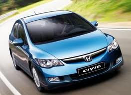 Honda Civic Production