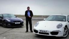 2012 Nissan vs. 2012 Porsche Carrera