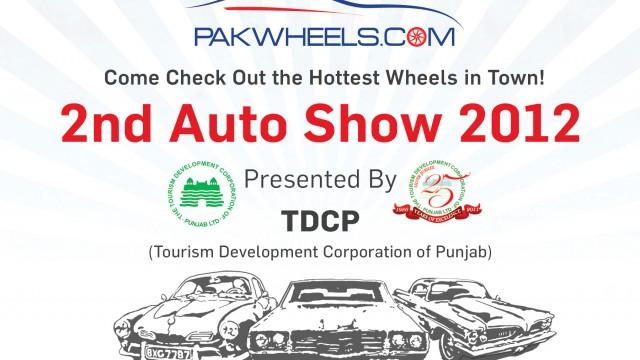 PakWheels Auto Show 2012