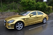 Mercedes-Benz Goldene Flotte, Cannes 2012