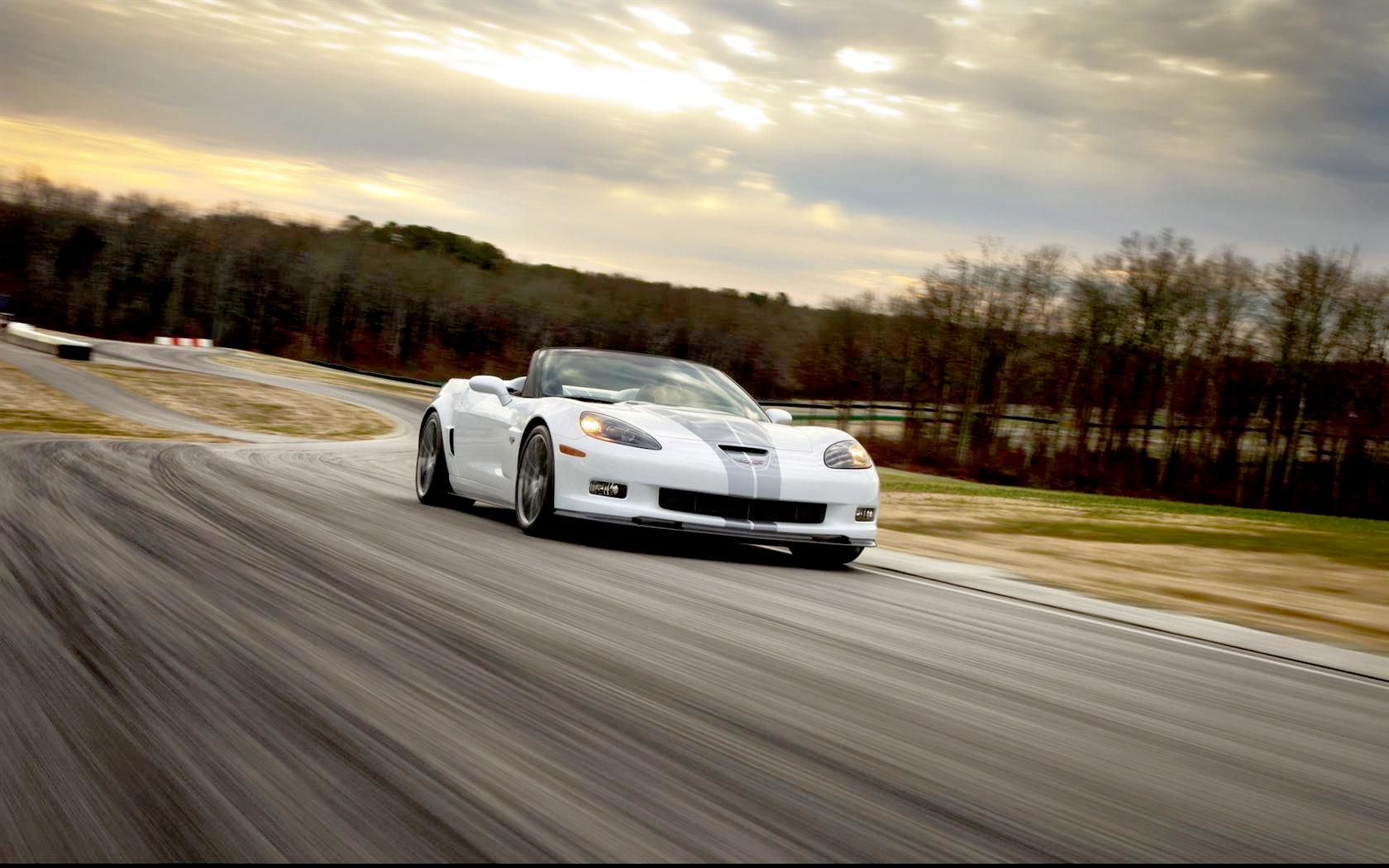 Corvette 2013 - Chevrolet Corvette 427 Convertible