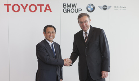 BMW-Toyota-Collaboration