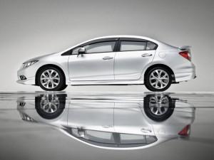 Honda Civic 2013 Pictures Exterior Images 5 300X225