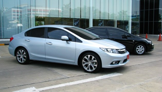9th Generation Honda Civic 2012-2013