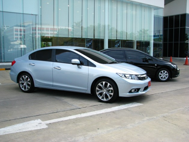 9th Generation Honda Civic 2012-2013