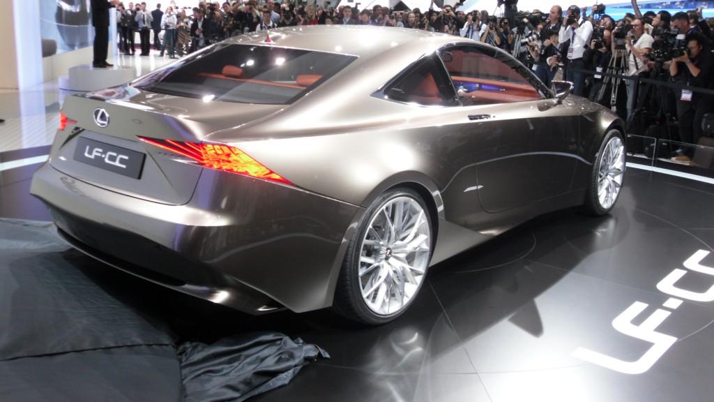 Lexus IS Car Concept