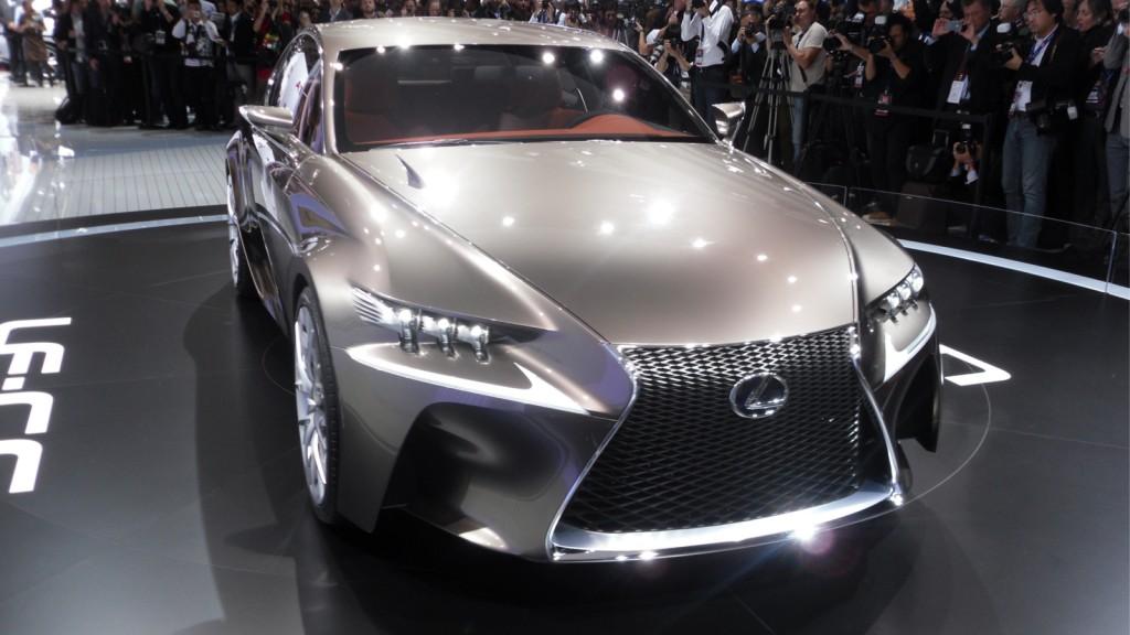 Lexus IS concept