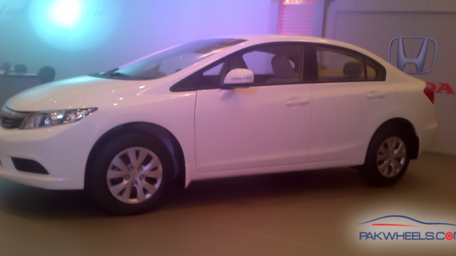 Honda Civic Reborn 2013 Launch