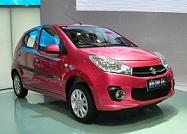 Suzuki Alto facelift