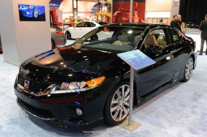 2013 Honda Accord Coupe black