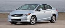 CNG Honda Civic - NGV Civic
