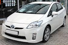 Toyota Prius in Pakistan