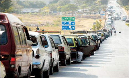 CNG Crisis in Pakistan