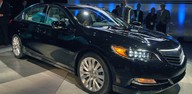 2014 Acura RLX at LA Auto Show