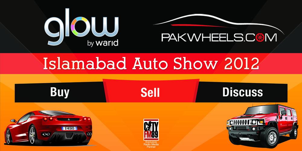 Islamabad Auto Show F9 Park