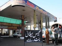 CNG Stations Shut Down in Pakistan