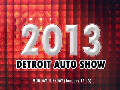 2013-Detroit-Auto-Show