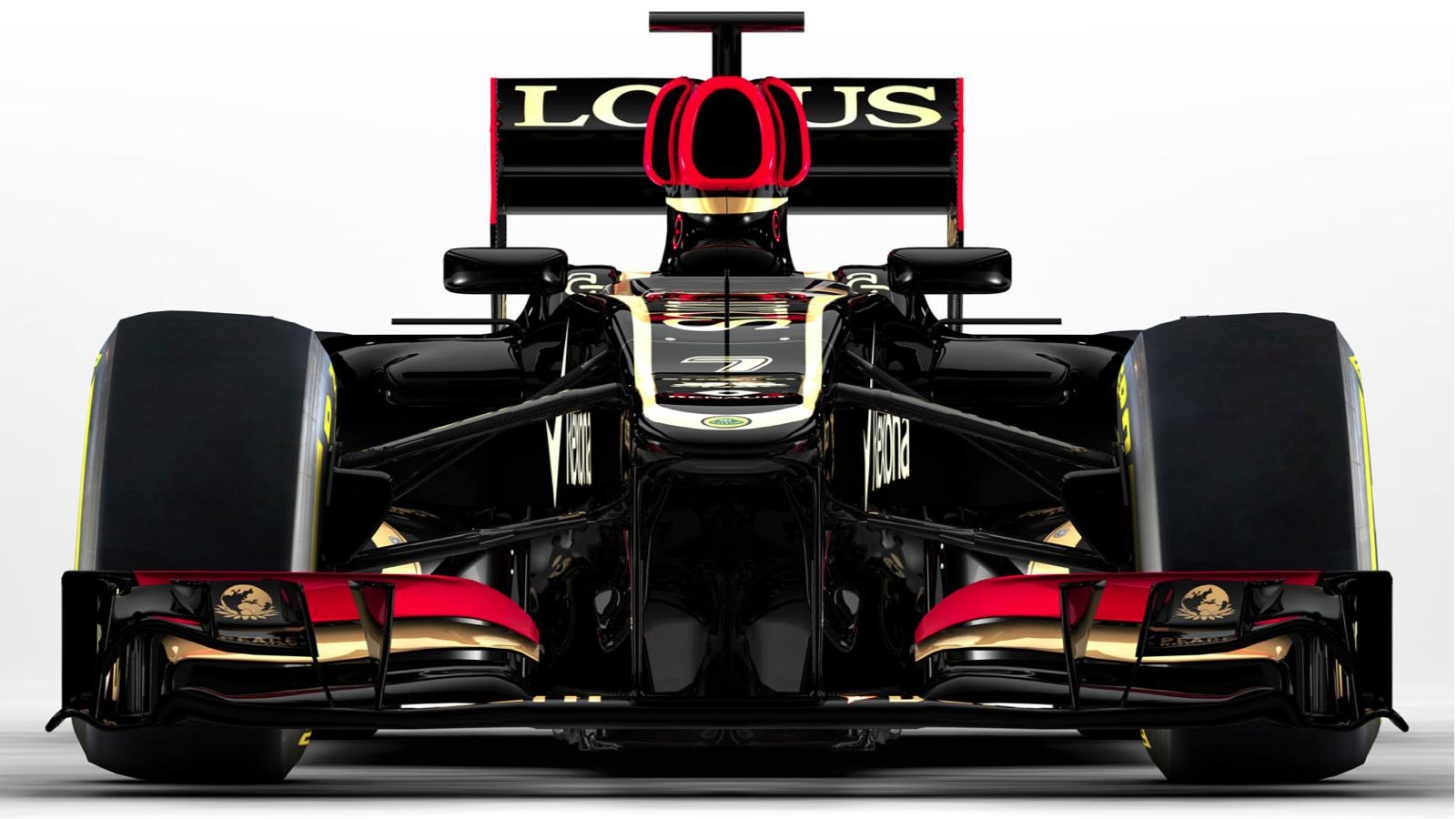 2013 Lotus F1 car 4