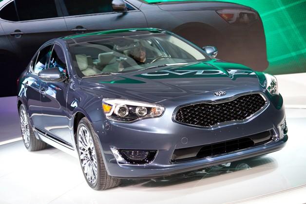 Detroit Motor Show 2013