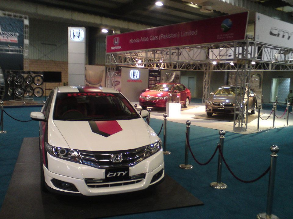 Honda City Sports 2
