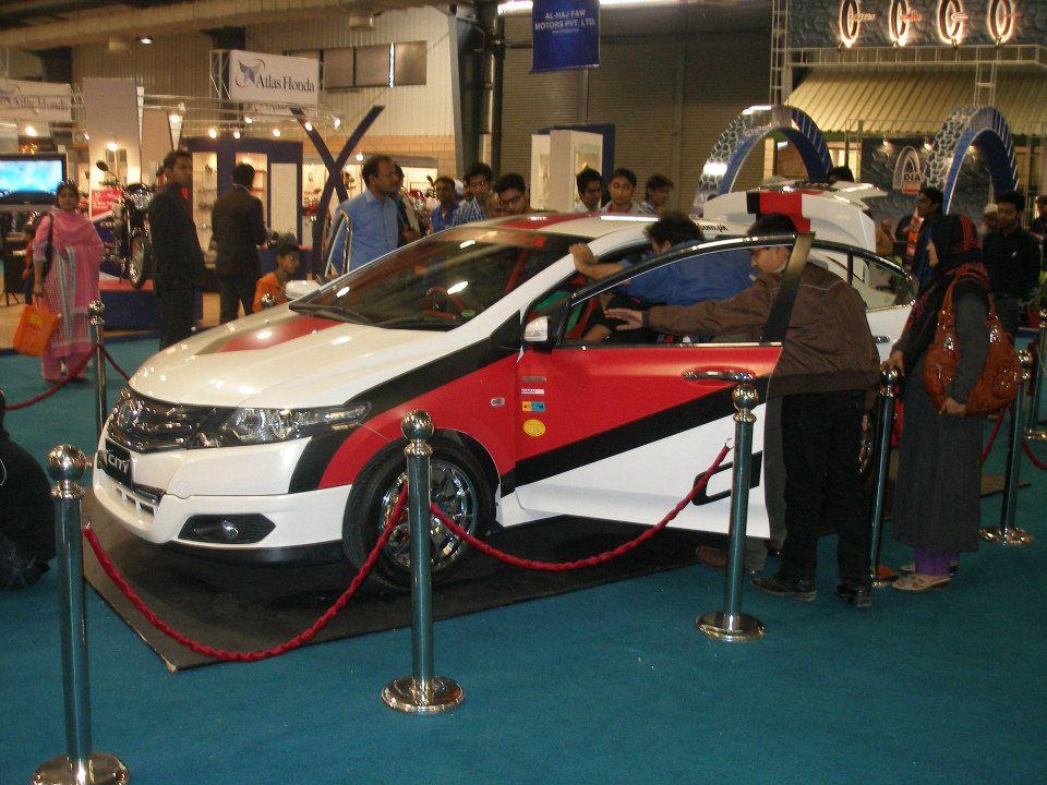 Honda City Sports 5