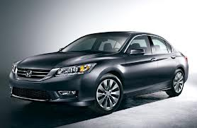 2013 Honda Accord - The safest car