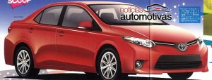 2014 Toyota Corolla Pictures