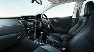 2014 Toyota Corolla Pictures - Interior