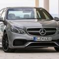 Mercedes E63 AMG 4