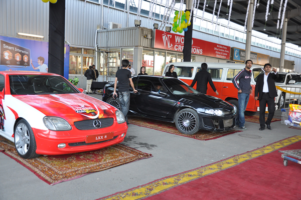Metro Cars and Bikes Exhibition Lahore