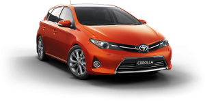 2014 Toyota Corolla Pictures - B