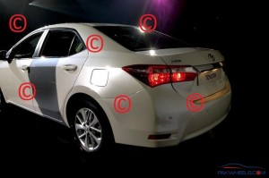 New Toyota Corolla expected to launch in 2014 in Pakistan - PakWheels