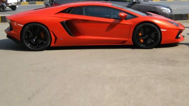 Pakistan\u0027s first Lamborghini Aventador LP700,4! , PakWheels Blog