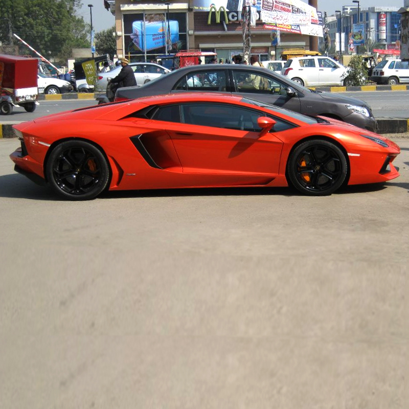 Lamborghini Car Price In Pakistan