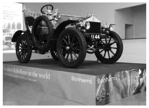 RR-1904-10hp - Oldest Rolls-Royce