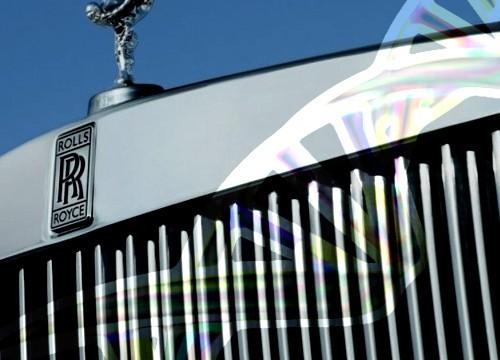Rolls Royce GeneticCode