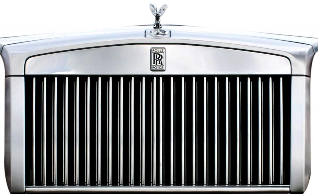 Rolls-Royce Grille