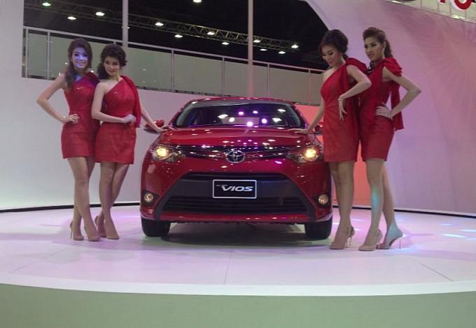 2013 Toyota Vios 0