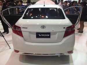 2013 Toyota Vios 2