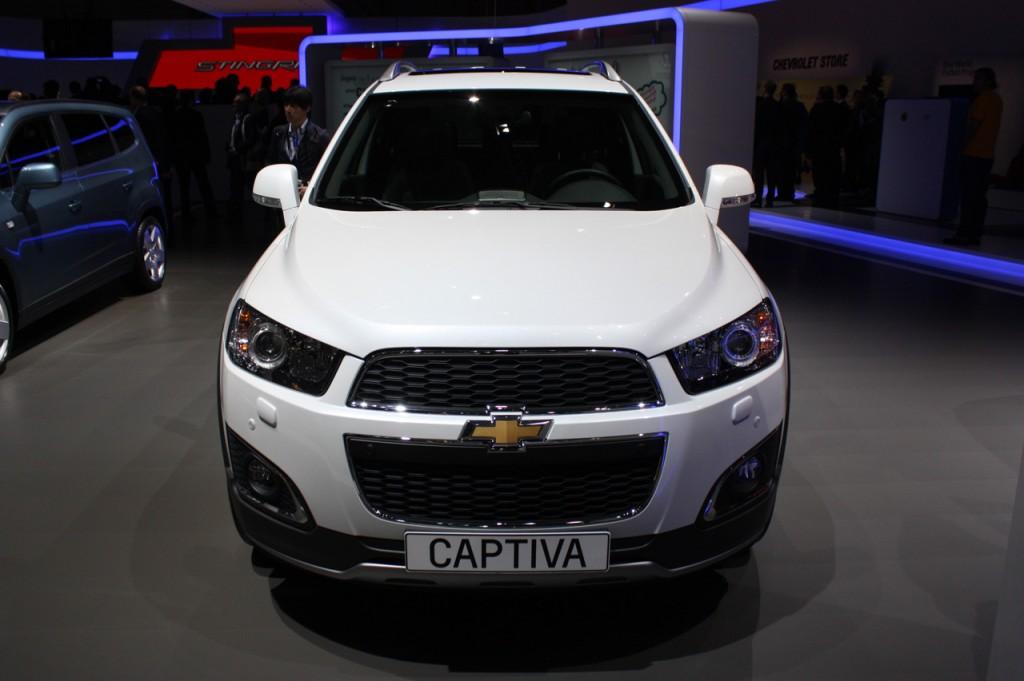 2014 Chevrolet Captiva Geneva-auto-show-2013