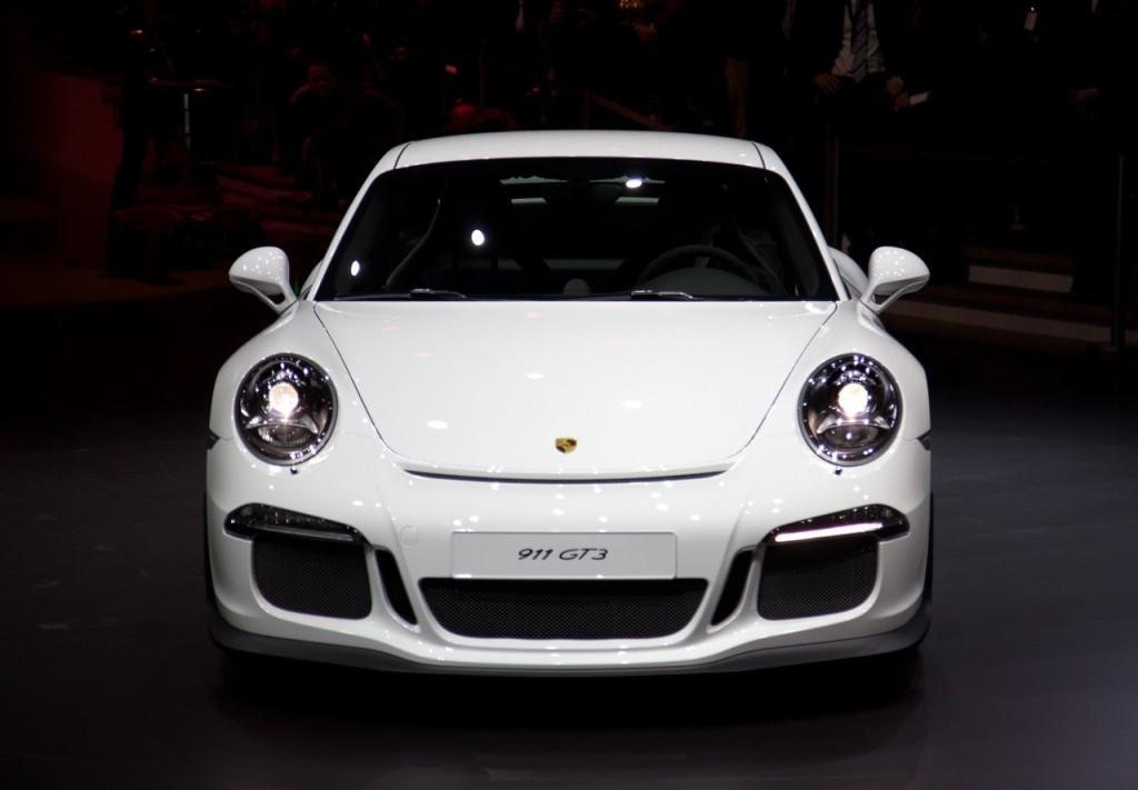 2014 Porsche 911 Gt3 1 Geneva-auto-show-2013