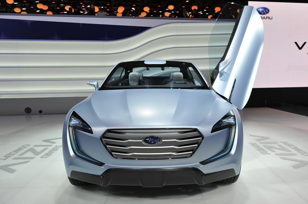 2014 Subaru Viziv Concept Geneva-auto-show-2013