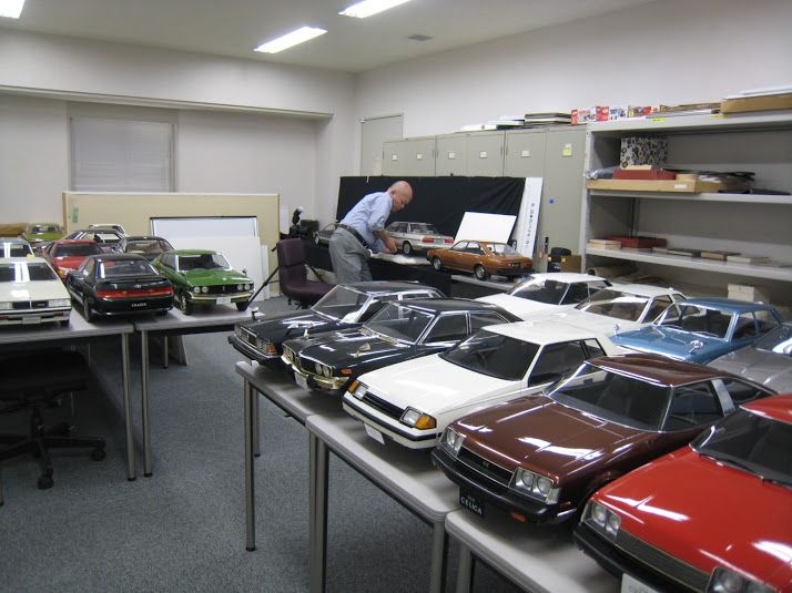 Toyota Scale Models 3